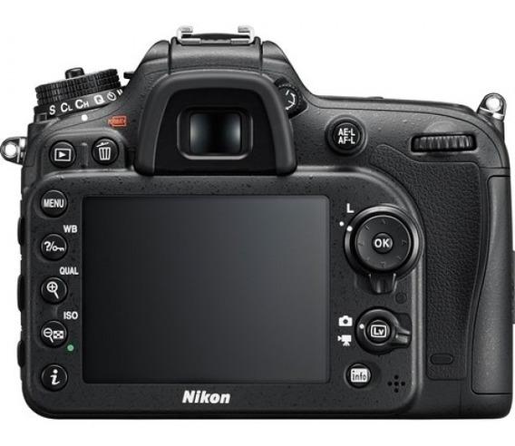 Camara Nikon D7200 Kit 18 - 140