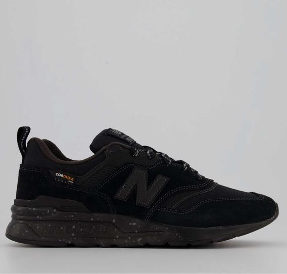 Tênis New Balance 997h Preto Black Nota Fiscal