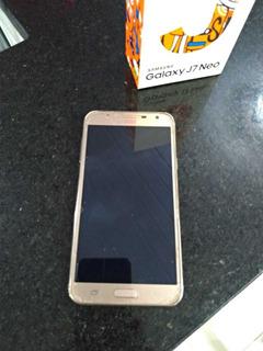 Celular Samsung Galaxy J7 Neo 16 Gb Dourado