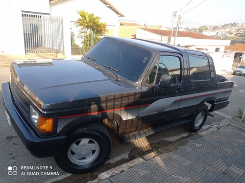 Imagem 1 de 10 de Chevrolet D20 Brasinca Cab Dupla
