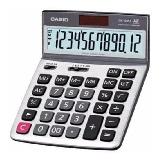 Calculadora Casio Dx 120 St 12 Digitos Markup