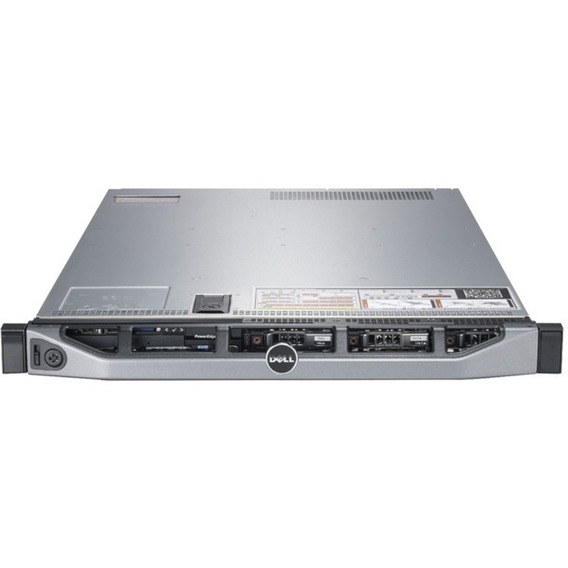 Servidor Dell Poweredge R-610 - 2 Xeon, 32 Gb De Memória