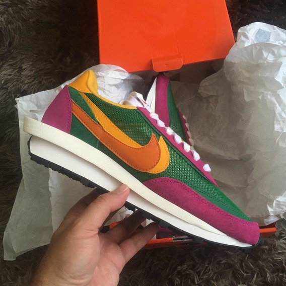 Tênis Nike Ld Waffle Sacai Tamanho 40