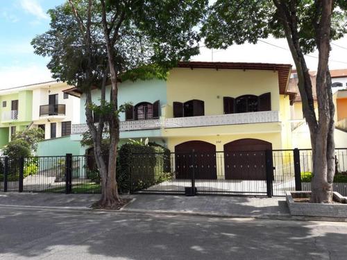 Sobrado Com 3 Dormitórios À Venda, 189 M² Por R$ 860.000,00 - Jardim Brasília (zona Leste) - São Paulo/sp - So2924