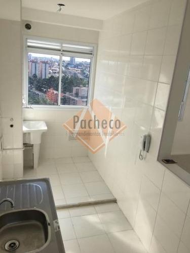 Imagem 1 de 23 de Apartamento Em Itaquera, 46 M², 02 Dormitórios, 01 Vaga, R$ 215.000,00 - 2405