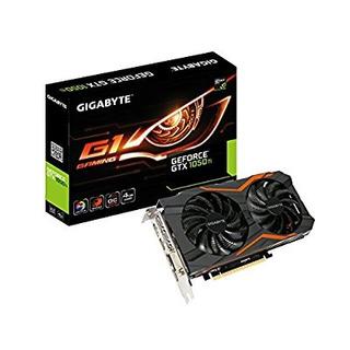 Gigabyte Geforce Gtx 1050 Ti 4 Gb G1 Juego Tarjeta Gráfica (