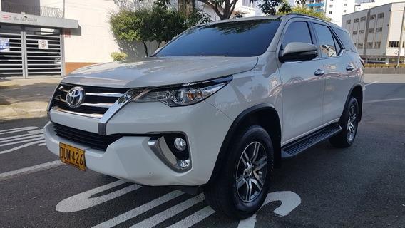Toyota Fortuner Sw4 4x2 Gasolina Aut 2.7 2018