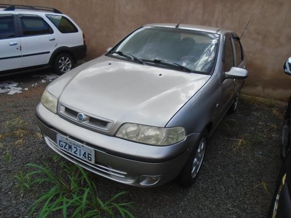 Fiat Siena Elx 1.0 Cinza 2003