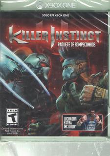 Legoz Zqz Xbox One Killer Instinct Disco Fisico Ref 990