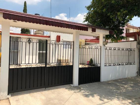 Casa Remodelada 1 Nivel 3 Recamaras En Ensueños
