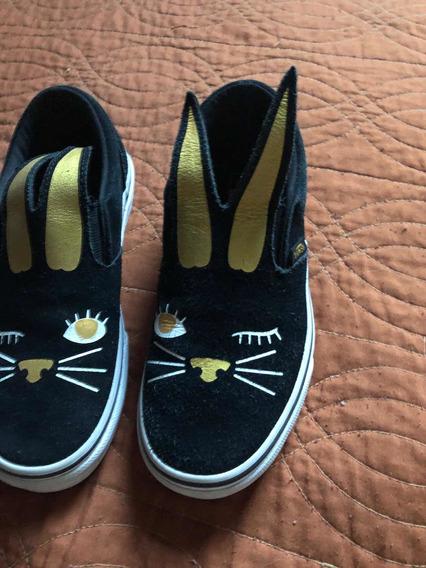 Zapatillas Niña Vans Originales