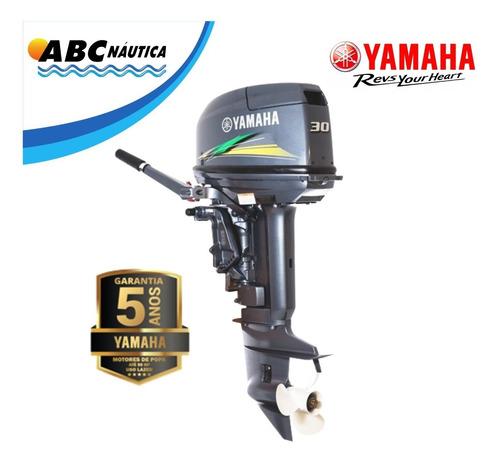 Motor De Popa Yamaha 30hp 2t
