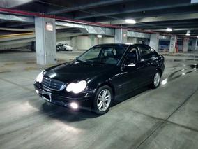 Mercedes Benz C230 Kompressor Modelo 2004 Impecable
