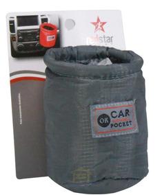 3 Lixeiras Lixo Lixinho P/ Carro Termica Promoção Zs