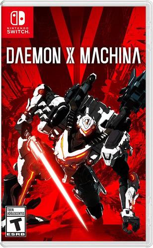 Daemon X Machina - Nintendo Switch (físico)