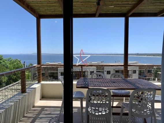 Apartamento, 2 Dorm, 2 Baños, Punta Ballena, Venta Y Alquiler- Ref: 416