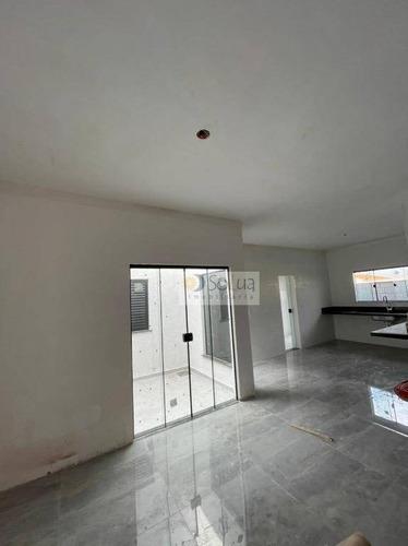 Casa Com 3 Dormitórios À Venda, 149 M² Por R$ 640.000,00 - Real Park - Sumaré/sp - Ca0842