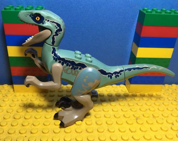 Lego Dinosaurio Blue Jurassic World