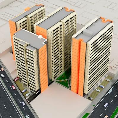 Departamento En Alquiler 74 M2, Cercado De Lima