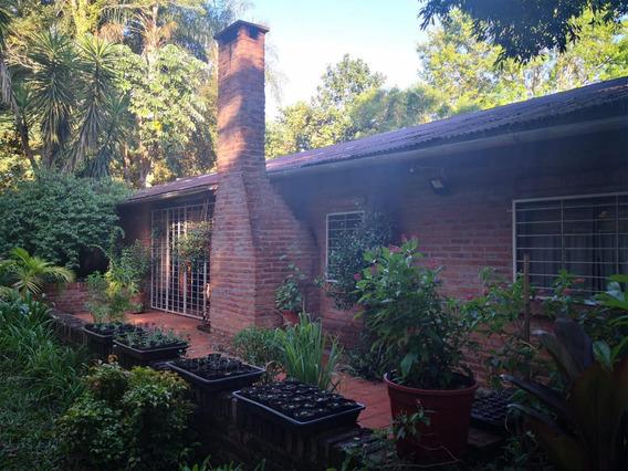 Oportunidad Imperdible Casa Quinta En Venta, Con Chacra