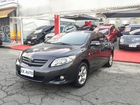 Toyota Corolla 1.8 Xei - Automático - Flex - 2009