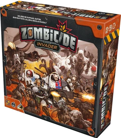 Zombicide Invader Jogo De Miniaturas Galapagos Zom301