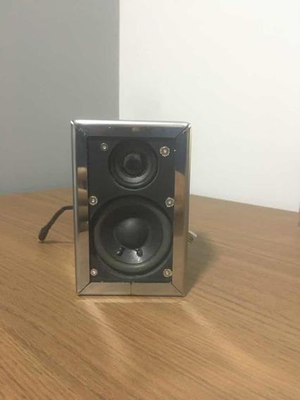 Caixa De Som C/ Amplificador Tpa 3118