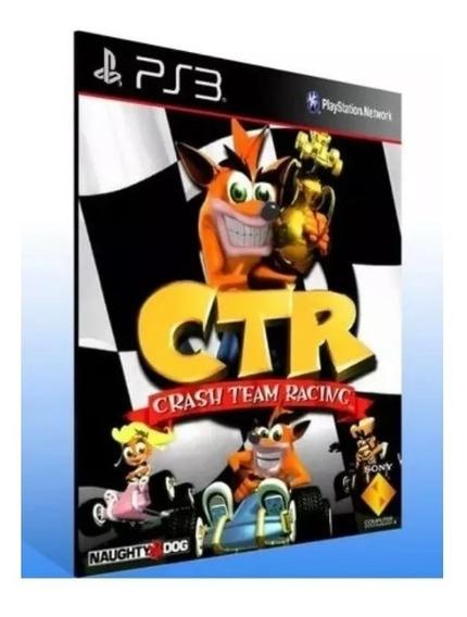 Crash Team Racing Ps3