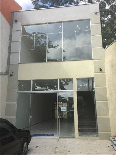 Imagem 1 de 5 de Ponto Para Alugar, 100 M² Por R$ 2.500,00/mês - Jardim Satélite - São José Dos Campos/sp - Pt0052