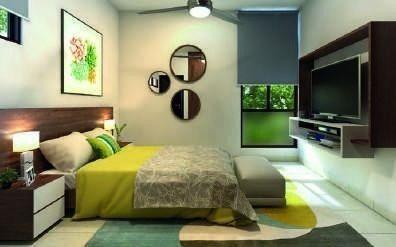 (crm-5983-15) Residencia En Privada Disponible