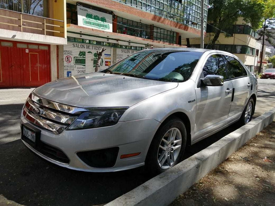 Ford Fusion Se St L4 At 2011