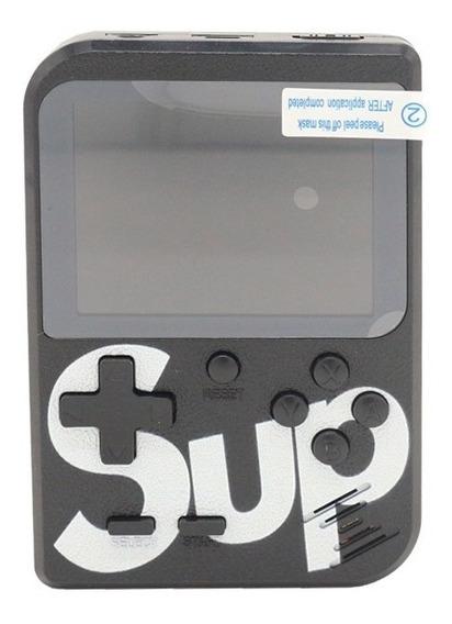 Super Mini Game Portátil 8 Bit Jogo De Bolso 400 Jogos