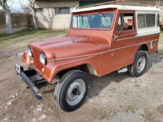 Jeep Ika Original