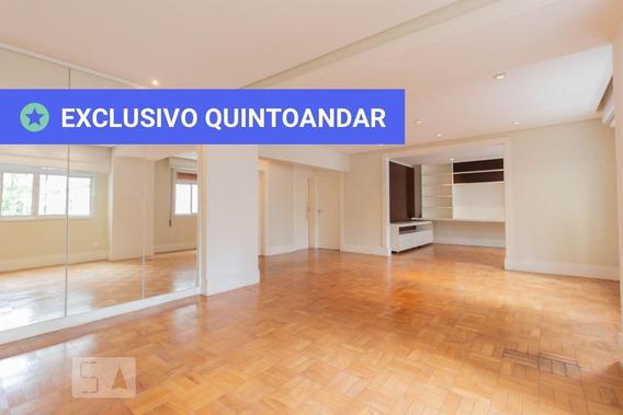 Apartamento No 1º Andar Com 2 Dormitórios E 1 Garagem - Id: 892962155 - 262155