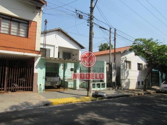 Casa Com 1 Dormitório Para Alugar, 48 M² Por R$ 550/mês - Vila Independência - Piracicaba/sp - Ca2792