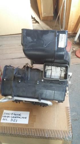 Caja Calefaccion Nissan D21