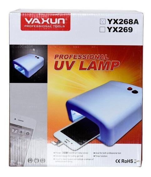 Estufa Uv Yaxun Yx-268a 36w 220v