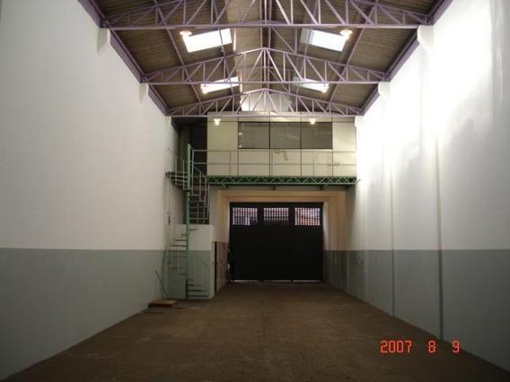 Galpão Para Alugar, 430 M² Por R$ 10.500,00/mês - Vila Anastácio - São Paulo/sp - Ga0202