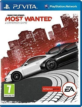 ( Frete R$ 9.90 ) Ps Vita Need For Speed Jogo Psvita Origin