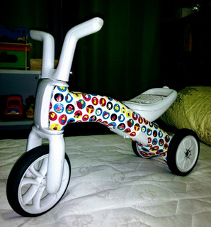 Triciclo Y Bicicleta De Equilibrio, Chillafish / Diseño