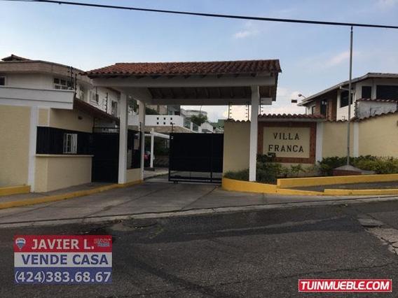 Casa (372m2) En Urb. Villa Franca