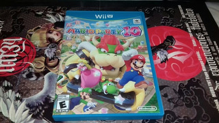 Mario Party 10 De Wii U Funciona Y En Buen Estado.