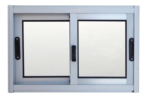 Banderolas De Aluminio De 50 X 30 Serie Premium Corrediza