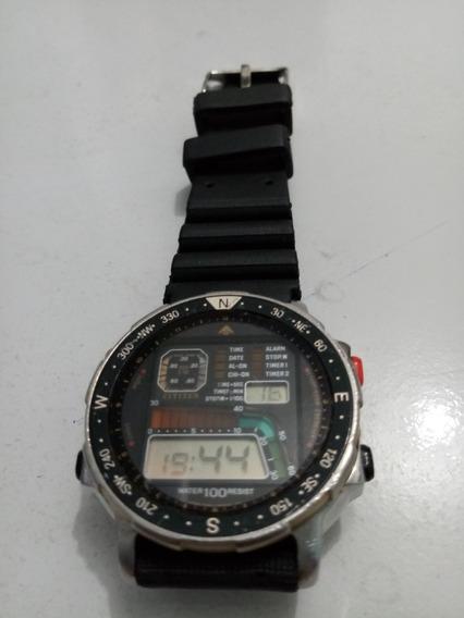 Relógio Citizen Windsurf D060