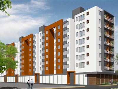 Desarrollo Residencial Calle Siete 190