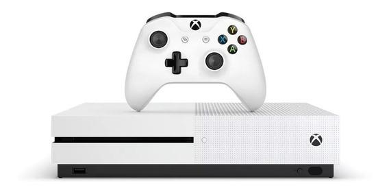 Promoção Microsoft Xbox One S 1tb Hdr 4k Pronta Entrega