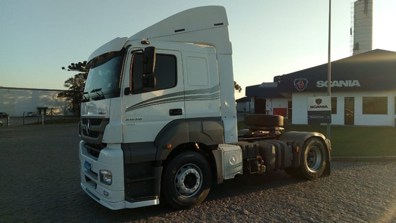 Mb Axor 2036, 2018, 4x2 Scania Seminovos Pr 8855