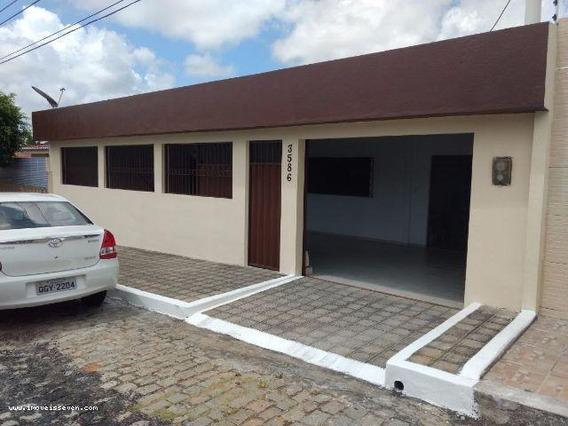 Casa Para Venda Em Natal, Candelária, 3 Dormitórios, 1 Suíte, 2 Banheiros, 4 Vagas - _1-1094929