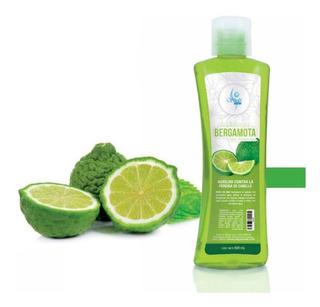 Shampoo Bergamota Crecimiento Cabello Alopecia Fortalece /sa