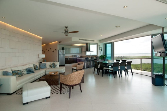 Hermoso Departamento En Torre Peninsula Cancun